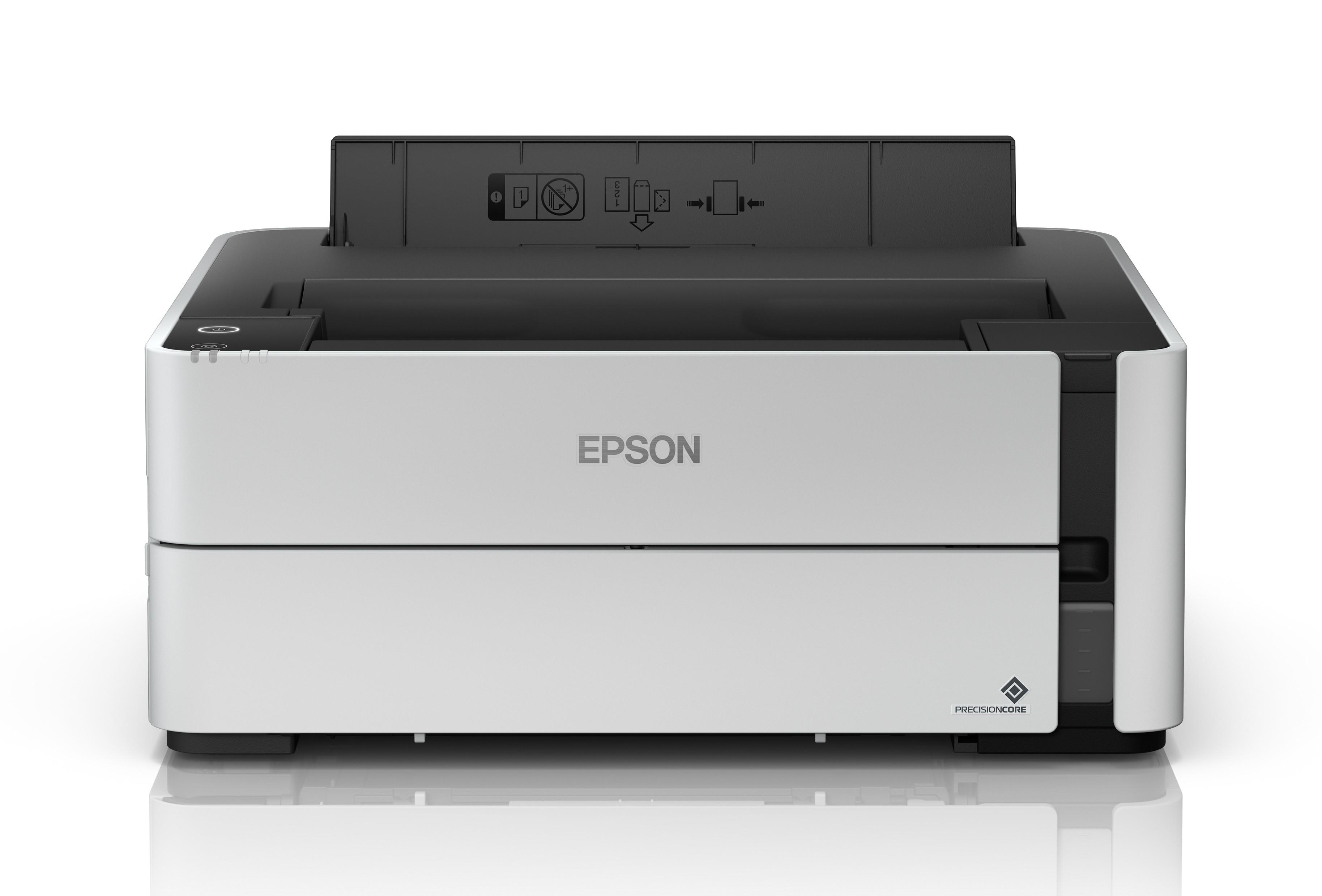 Epson M1140 A4, mono, tintasugaras nyomtató duplex