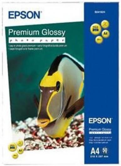 Epson A/4 Fényes Fotópapír 50lap 255g