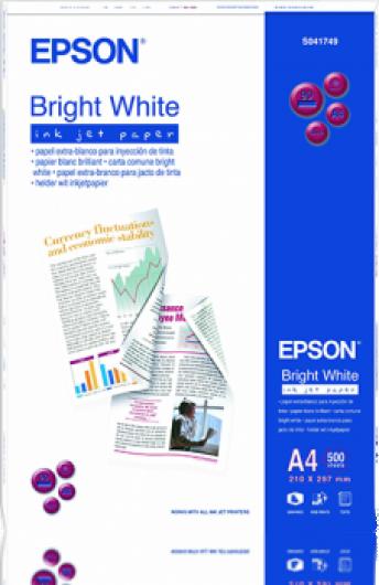 Epson A/4 Business papír 500Lap 90g (Eredeti)