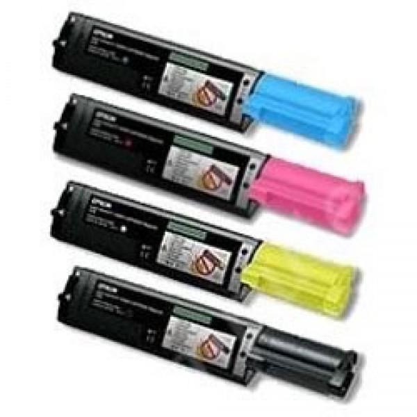 Epson C1100 Toner Kit Black,Cyan,Magenta,Yellow (Eredeti)