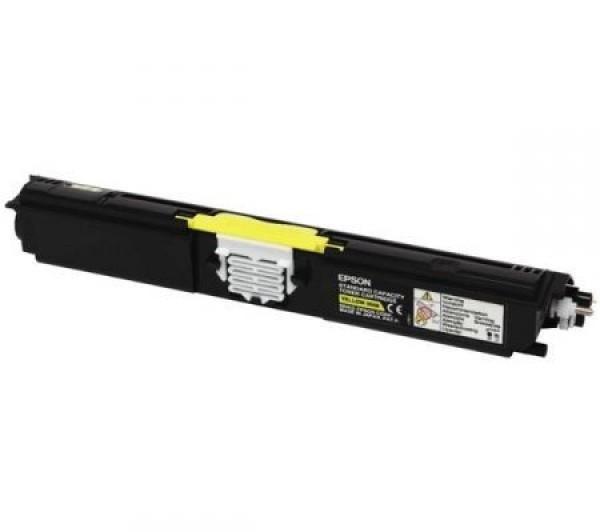 Epson C1600/CX16 Toner Yellow 1,6K (Eredeti)