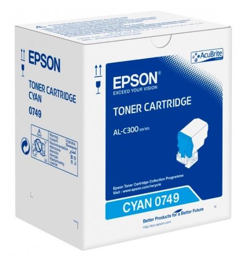 Epson C300 Toner - festékkazetta 8,8K, cyan (kék), eredeti