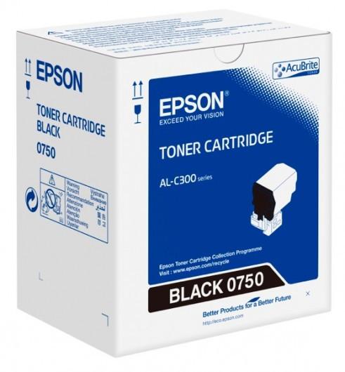 Epson C300 Toner - festékkazetta 7,3K, fekete (Black), eredeti