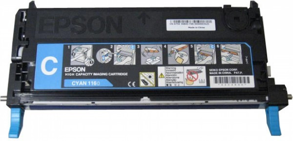 Epson C2800 Toner Cyan 2K (Eredeti)