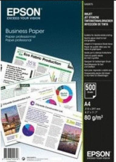Epson A/4 Bright White Papír 500Lap 80g