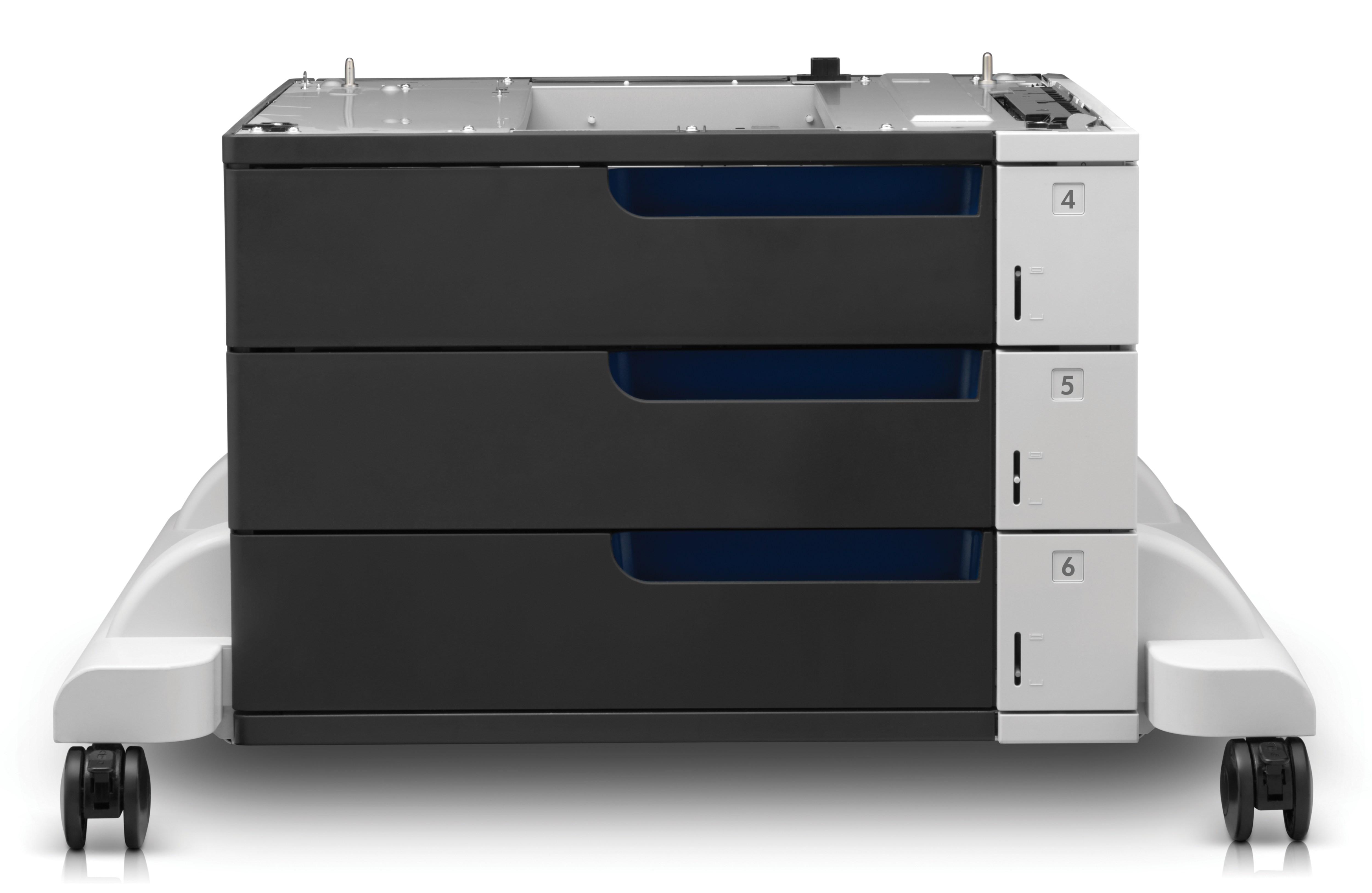 HP 3x500 tálca és állvány LJ M800