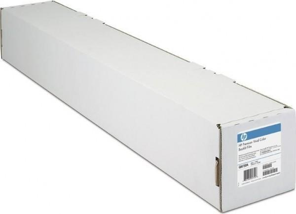 HP 24x22,9m víztiszta fólia Tekercspapír - Plotterpapír  , ,