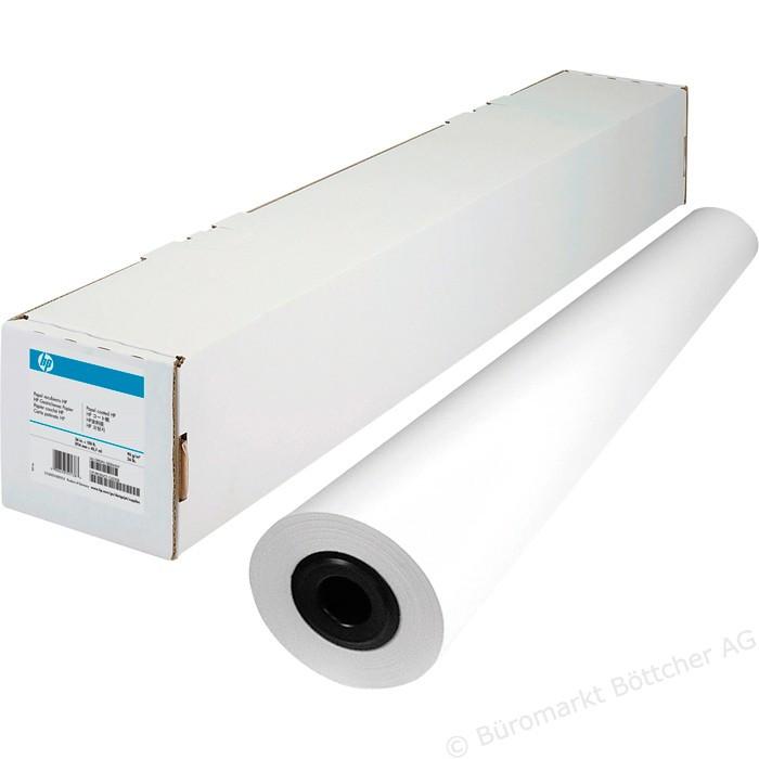 HP 24x45,7m fényes fehér tintasugaras tekercspapír Tekercspapír - Plotterpapír  , ,