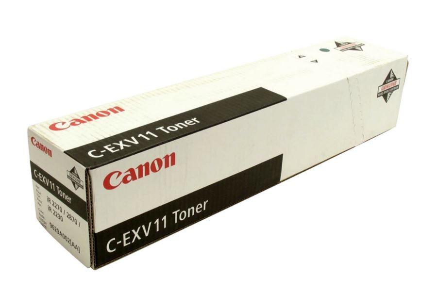 Canon IR2270/CEXV11 Toner - festékkazetta 21K fekete (Black), eredeti