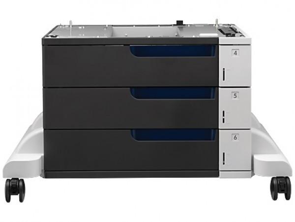 HP 3x500 lapos adagoló és állvány LaserJet M775 sorozathoz