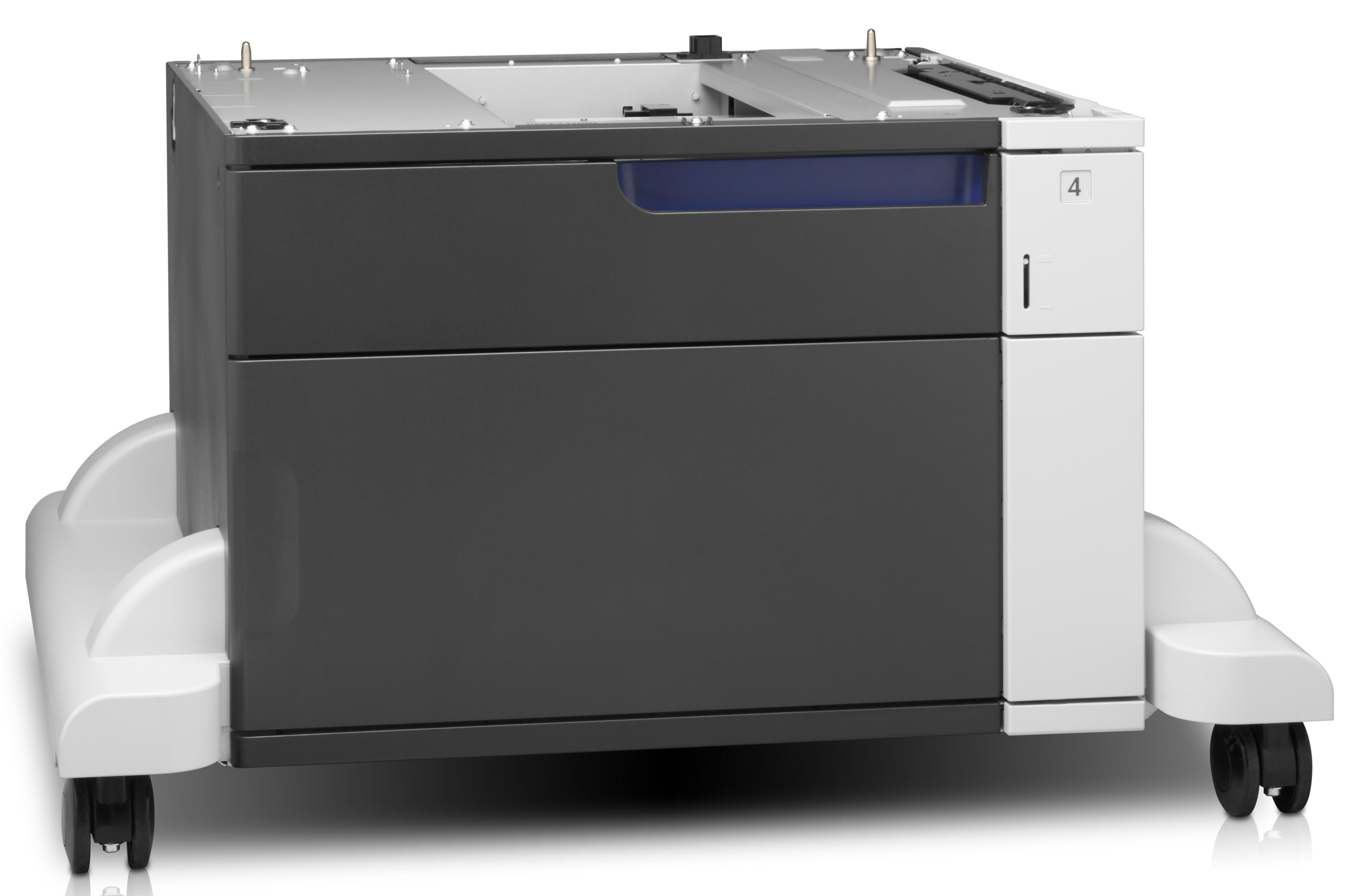 HP 1x500 lapos adagoló és állvány LaserJet M775 sorozathoz