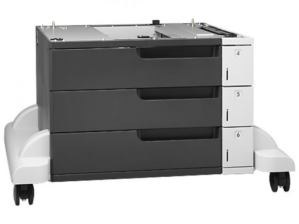 HP 3x500 lapos adagoló és állvány LaserJet M712 sorozathoz