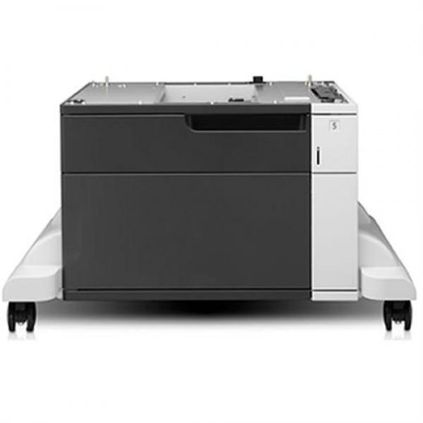 HP 1x500 lapos adagoló és állvány LaserJet M712 sorozathoz