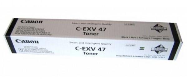 Canon IRC250/CEXV47 Toner - festékkazetta 19K fekete (Black), eredeti