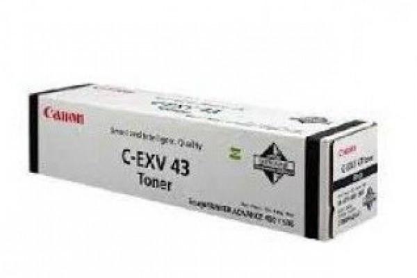 Canon IR400/500i/CEXV43 Toner - festékkazetta 15,2K fekete (Black), eredeti