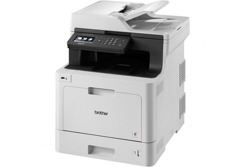 Brother DCPL8410CDW A4, színes, lézer multifunkciós nyomtató hálózatos, Wi-Fi-s, duplex