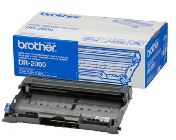 Brother DR2000 drum (Eredeti)