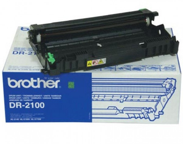 BROTHER Dobegység DR-2100, Kb. 12.000 A4/Letter méretű oldal (1 oldal / feladat)