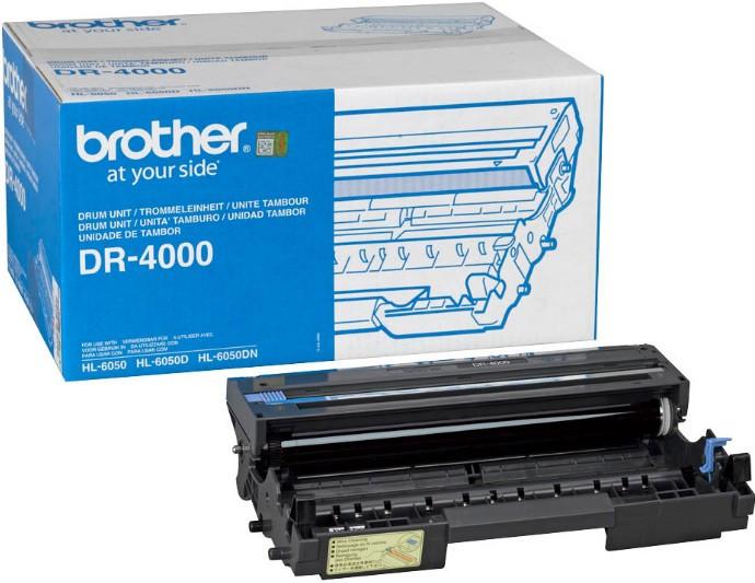 Brother DR4000 drum (Eredeti)