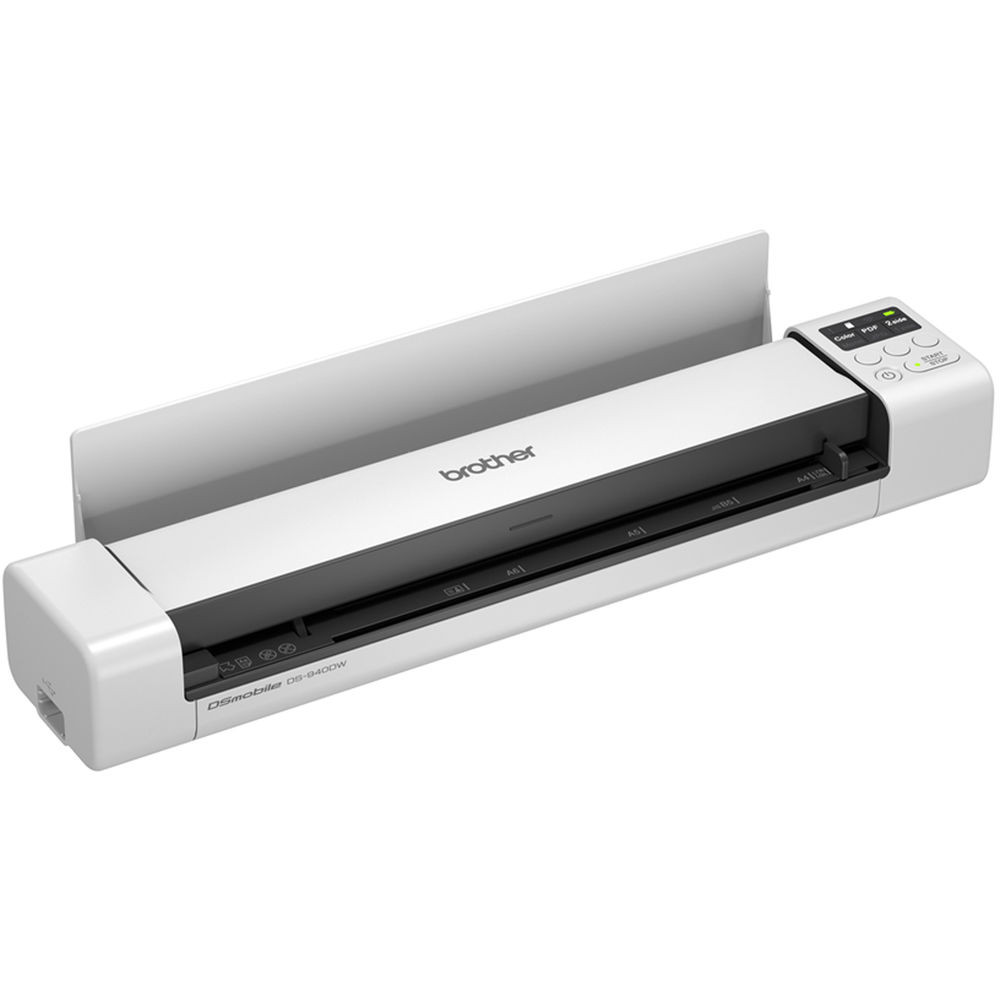 Brother DS740D mobil scanner