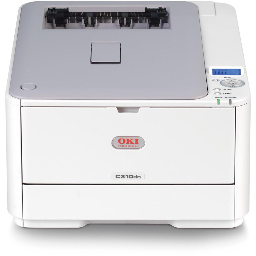 G Oki C310DN Nyomtató (használt)