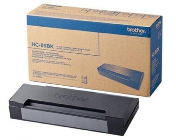 Brother HC-05BK Tintapatron - Ink Cartridge 30K Fekete (Black), eredeti