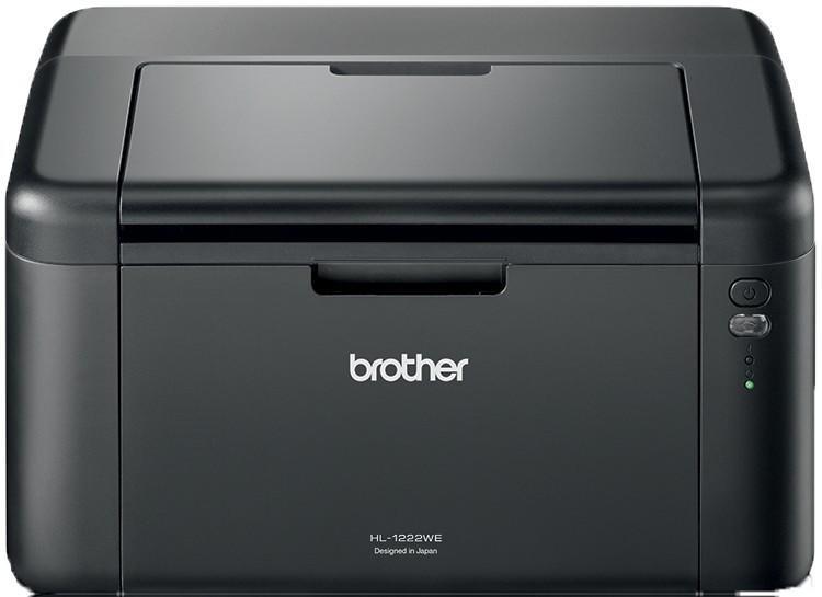 Brother HL-1222WE A4, mono, lézernyomtató Wi-Fi-s