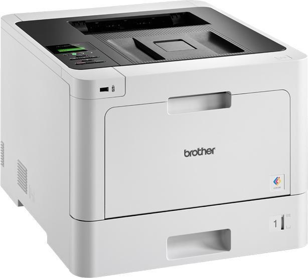 BROTHER Lézernyomtató HL-L8260CDW, A4, színes, 31 lap/perc, WiFi/LAN/USB, duplex, 2400x600dpi, 256MB