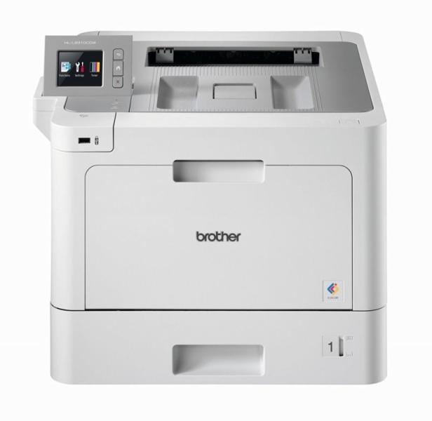 BROTHER Lézernyomtató HL-L9310CDW(T), A4, színes, 31 lap/perc, WiFi/LAN/NFC/USB, duplex, 2400x600dpi, 1GB