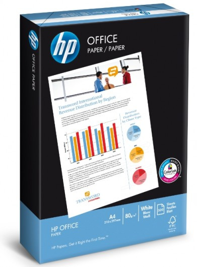 A/3 HP Office standard másolópapír 80g. CHP120