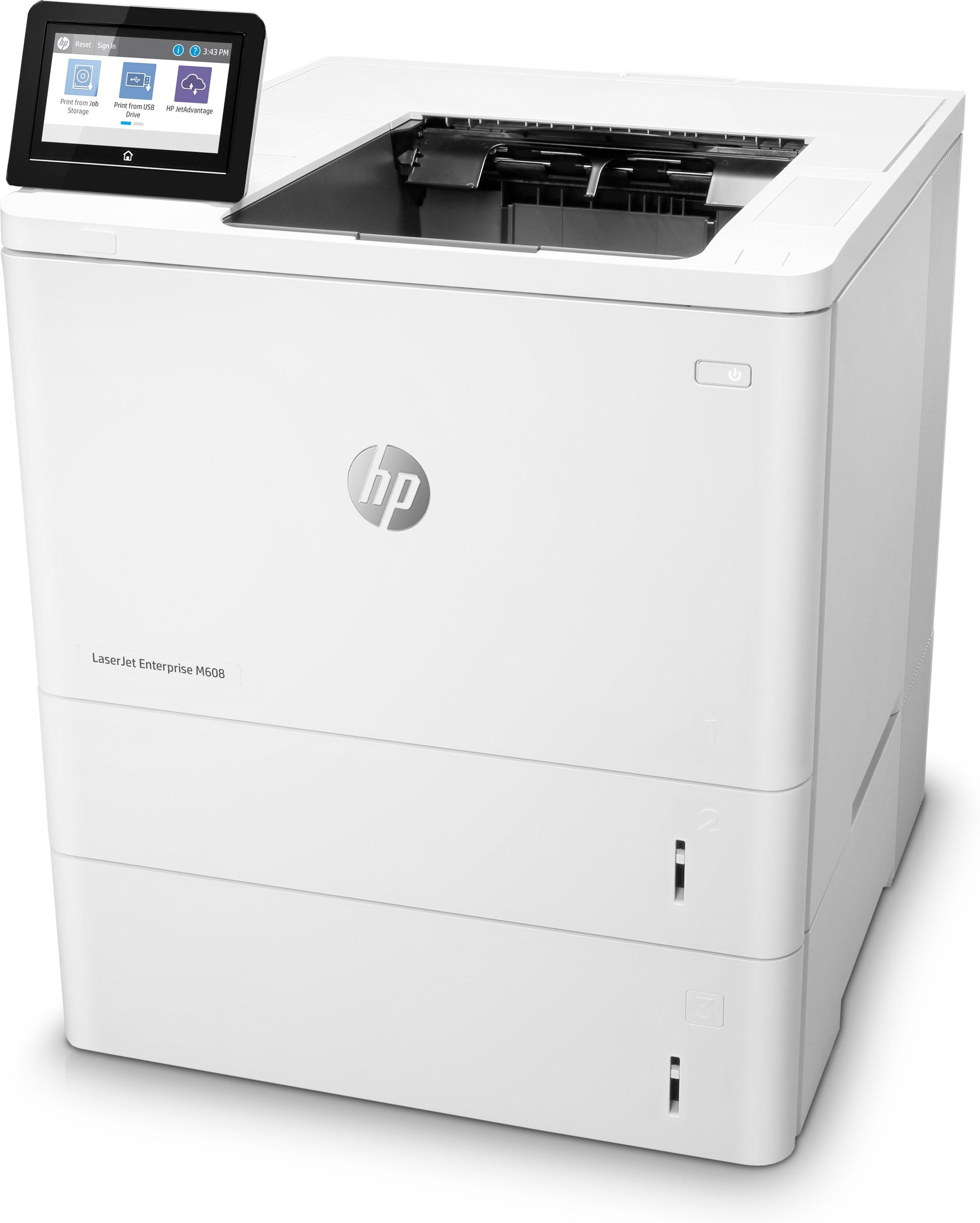 HP LJ M608x nyomtató