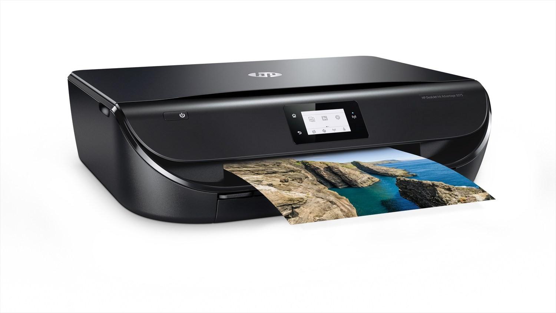 HP DeskJet 5075 AiO
