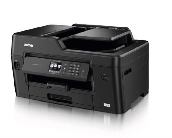 Brother MFC-J3530DW A3, színes, tintasugaras multifunkciós  nyomtató hálózatos, Wi-Fi-s, duplex