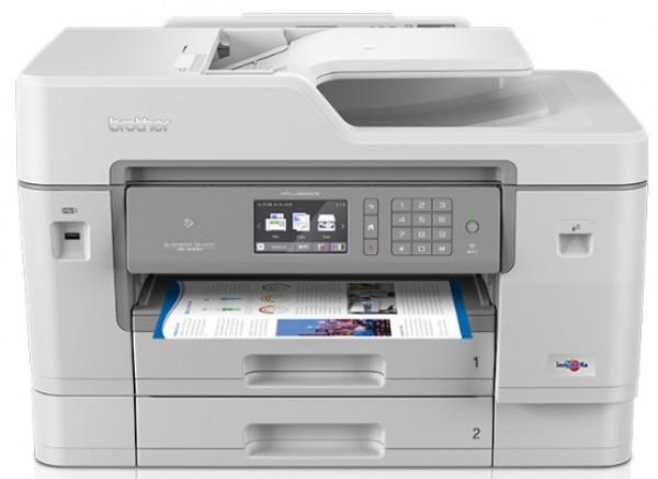 BROTHER MFC-J6945DW A3, színes, tintasugaras multifunkciós  nyomtató hálózatos, Wi-Fi-s, duplex