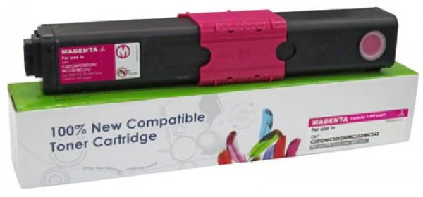OKI C301,321,531 Cartridge Magenta 1,5K  CartridgeWeb (For use)