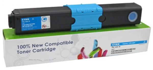 OKI C301,321,531 Cartridge Cyan 1,5K  CartridgeWeb (For use)