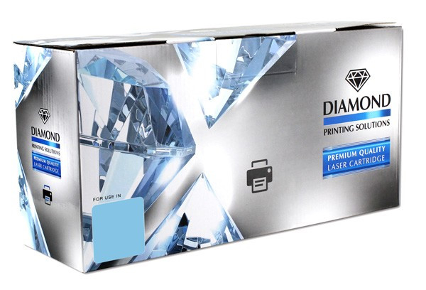 OKI C301/C321/C531 Cartridge BK 2,2K  DIAMOND (For use)