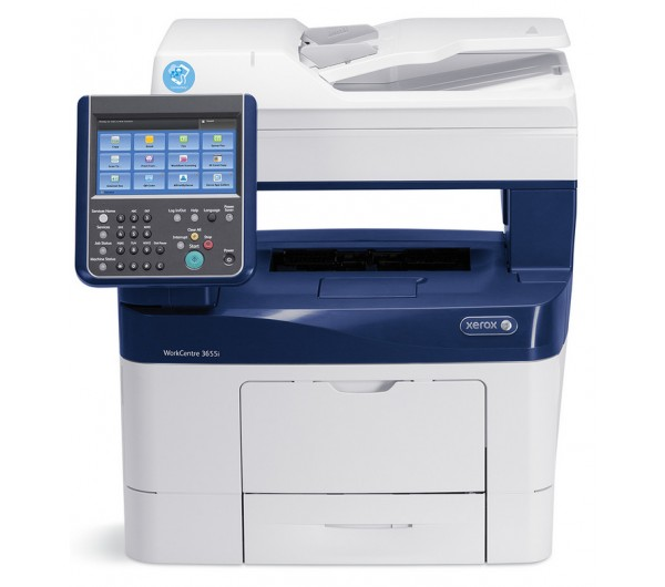 Xerox WorkCentre 3655IV_X DADF MFP