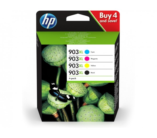 HP 3HZ51AE Patron 4pack No.903XL (Eredeti)