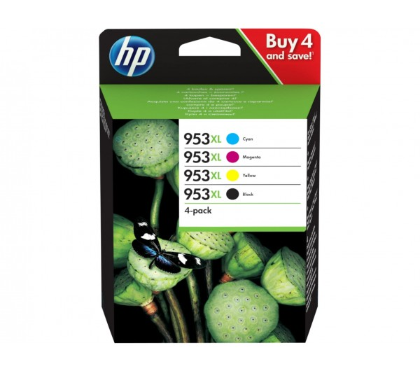 HP 3HZ52AE Patron 4pack No.953XL (Eredeti)