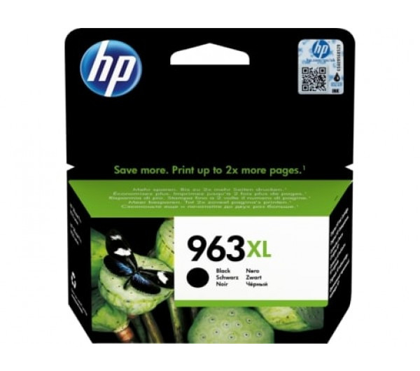 HP 3JA30AE Patron Black No.963XL (Eredeti)