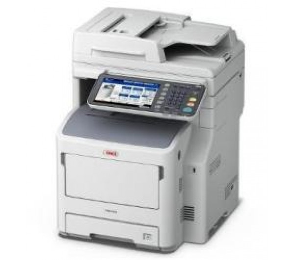 Oki MB770FDN+Finisher DADF MFP