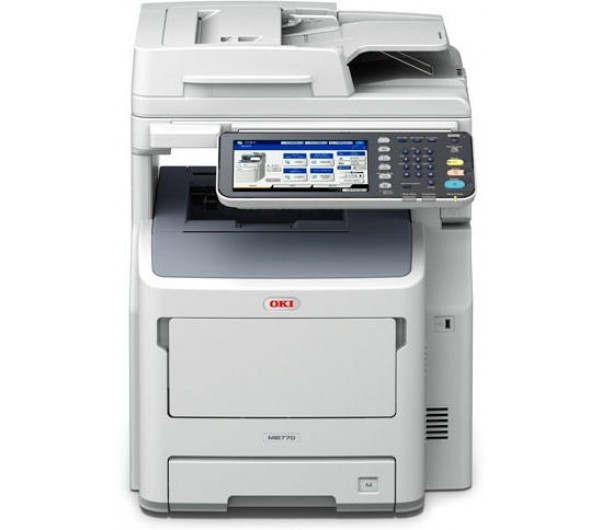 Oki MB770FDNV+Finisher DADF MFP