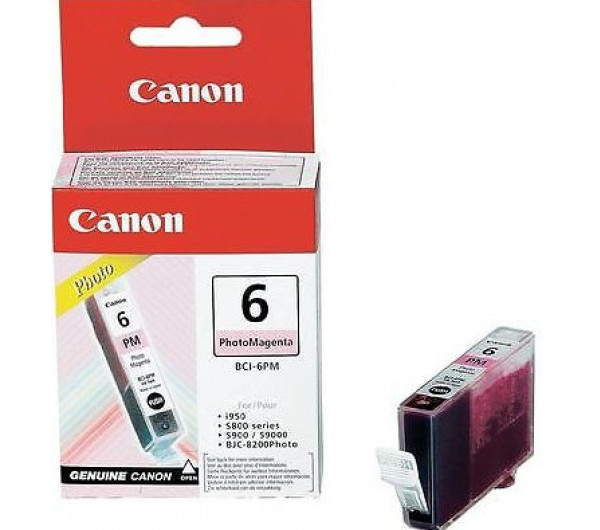 Canon BCI6 Patron Magenta Photo