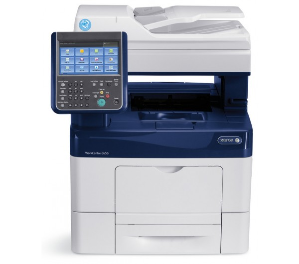 Xerox WorkCentre 6655IV_X DADF MFP