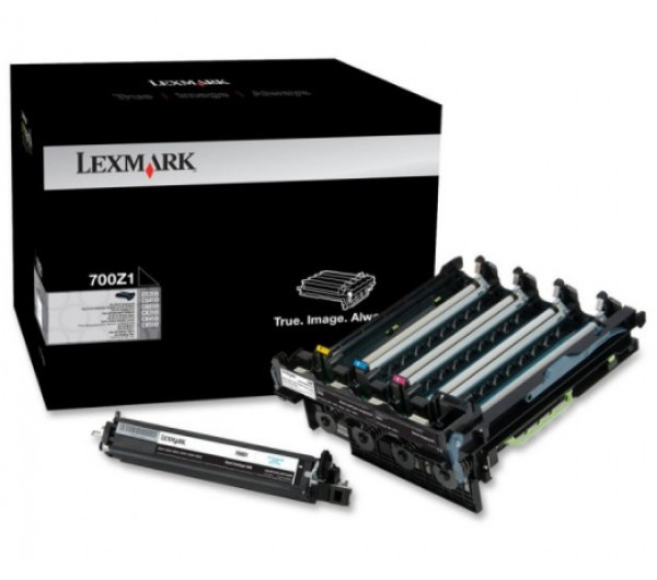 Lexmark CS/CX/31x/41x/51x Imaging kit Black 40k (Eredeti) 70C0Z10