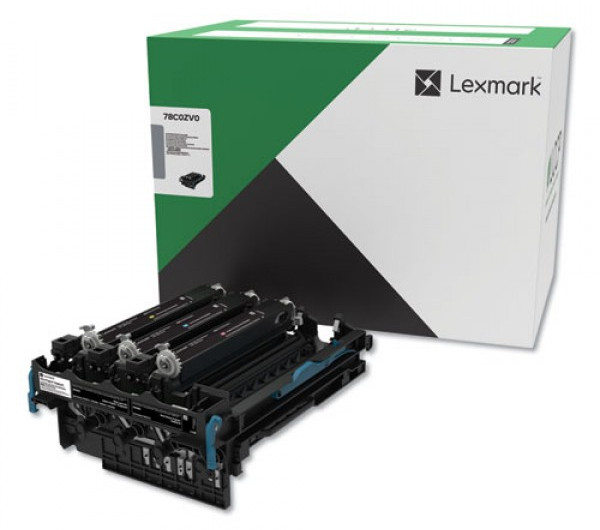 Lexmark CS/CX/421/52x/62x Return Drum kit CMYK 125k each (Eredeti) 78C0ZV0