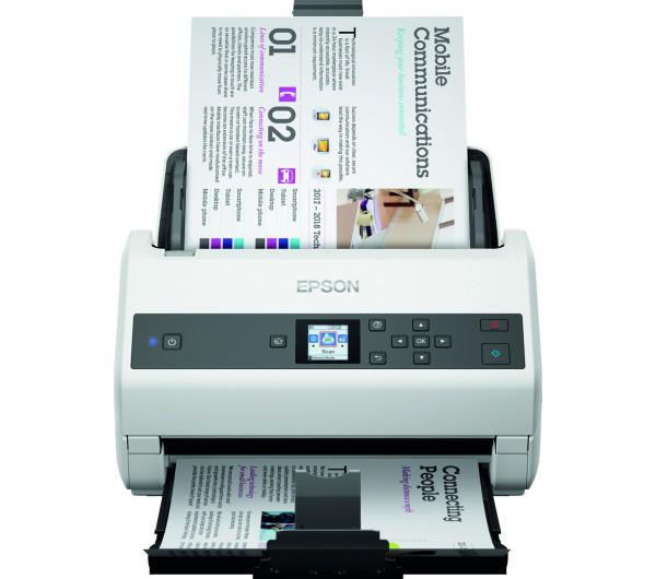 Epson Workforce DS870 A/4 Szkenner