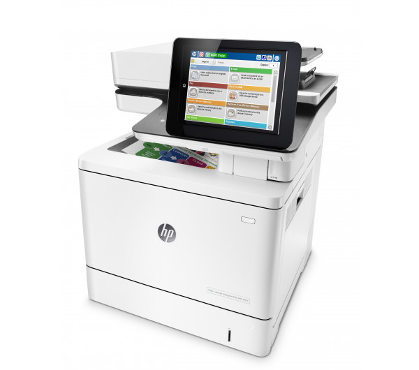 HP Color LaserJet Enterprise MFP M577c