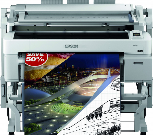Epson SureColor SC-T5200 A0 HDD CAD MFP /36/